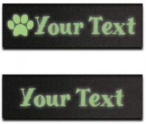 étiquettes personnalisable chien