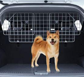grille séparation chien voiture