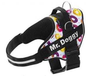 harnais doggy personnalisé