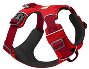 harnais ruffwear rouge
